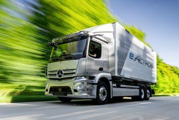 Mercedes-Benz Wörth fabrikası eActros üretimine 2021'de başlıyor