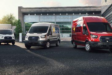 E-Transit,  Ford Otosan Kocaeli Fabrikalarında üretilecek