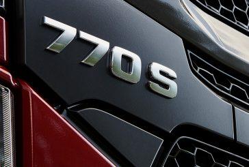 Scania'dan 770 Bg'lik V8