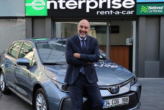 Enterprise Türkiye'den 6 adet yeni şehir içi kiralama ofisi