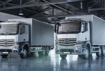 Mercedes-Benz kamyon 2021 yenilikleri