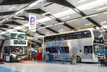 ADL and BYD's electric buses will be combined in England