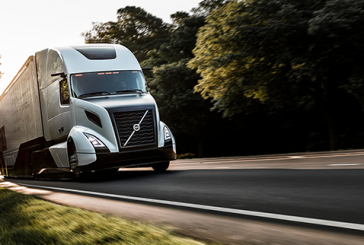 THE FUTURE OF FUEL EFFICIENCY  Volvo's SuperTruck Concept Vehicle