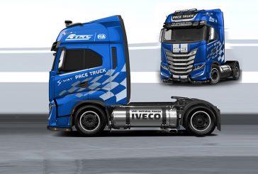 IVECO S-WAY NP pist kamyonu