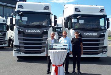 Blok Bims'ten Scania yatırımı