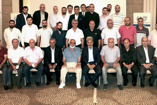 UND Başkanı Konya'da