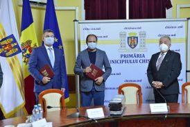 Anadolu Isuzu Moldova Kişinev ihalesini imzaladı