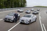 Mercedes-Benz'in gelecek planları yalnızca elektrikli araçlar üzerine