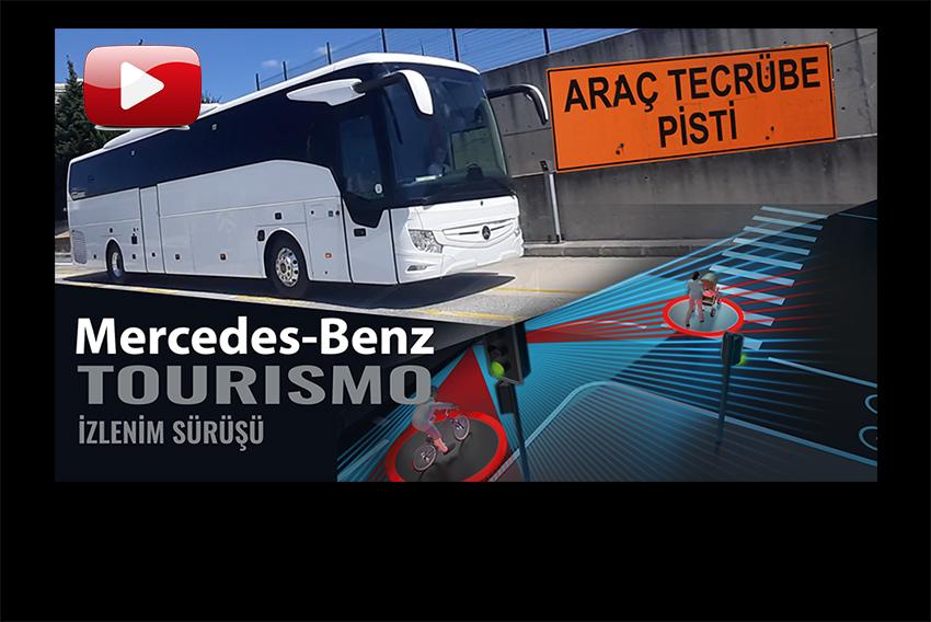 Mercedes-Benz Tourismo yenilikler