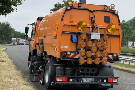 Almanya'da otobanlar, Allison tam otomatik şanzımanlı araçlarla temizleniyor