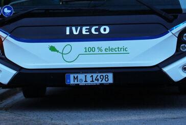 IVECO E-WAY tek şarjla 543 kilometre yol kat etti