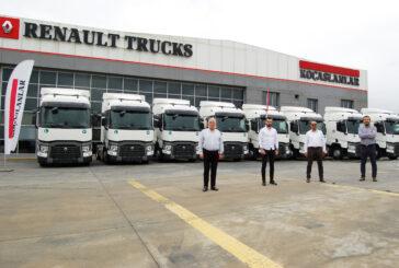 ECS, filosuna Renault Trucks T serisi çekiciler ile yatırım yapıyor