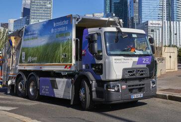 Renault Trucks'dan SUEZ filosuna %100 elektrikli kamyonlar