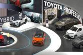 Toyota'nın hafif ticari aracı Proace City'de Autoshow 2021 Mobility Fuarı'ndaki yerini alıyor
