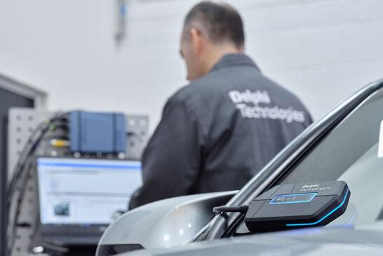Delphi Technologies yeni cihazı BlueTech VCI'ı tanıttı!